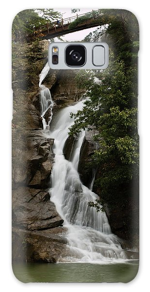 Water Fall 3 Galaxy Case