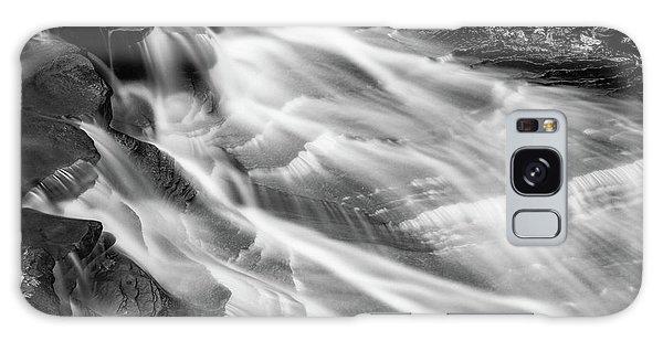 Water Falls Galaxy Case
