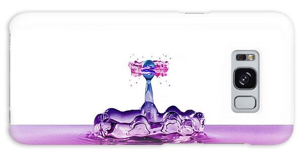 Water-king Galaxy Case by Mathias Janke