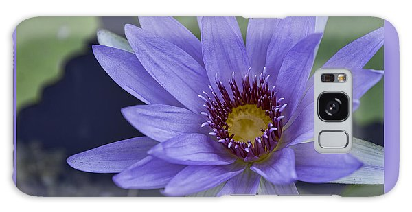 Water Lilly 2 Galaxy Case