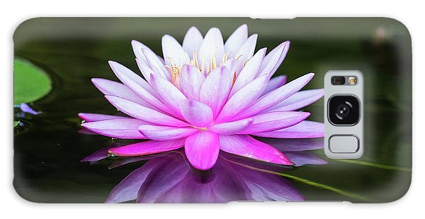Water Lily Galaxy Case