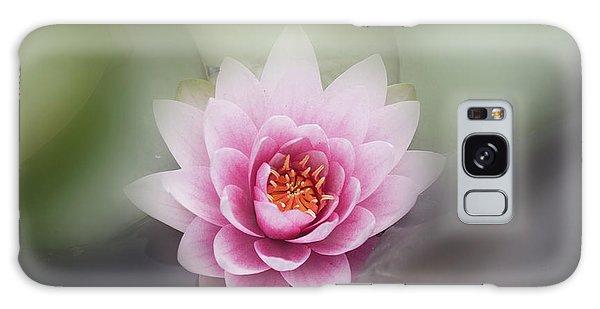Water Lotus Flower Galaxy Case