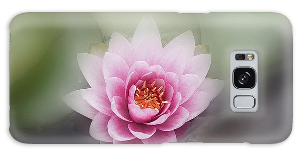 Water Lotus Flower Galaxy Case