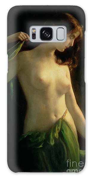 Breast Galaxy Case - Water Nymph by Otto Theodor Gustav Lingner