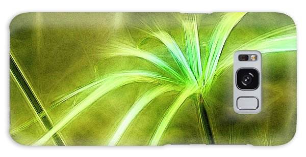 Water Plants Galaxy Case