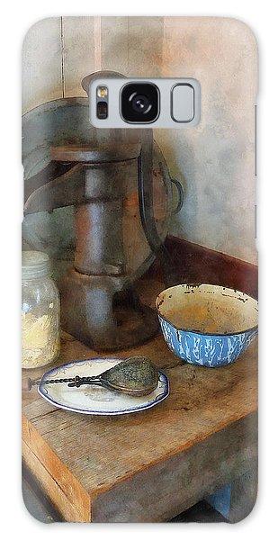 Water Pump In Kitchen Galaxy Case