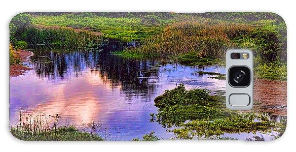 Water Scene Beauty 3 Galaxy Case