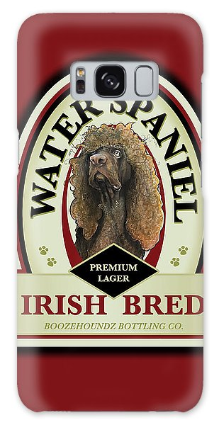 Water Spaniel Irish Bred Premium Lager Galaxy Case