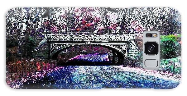 Water Under The Bridge Galaxy Case by Iowan Stone-Flowers