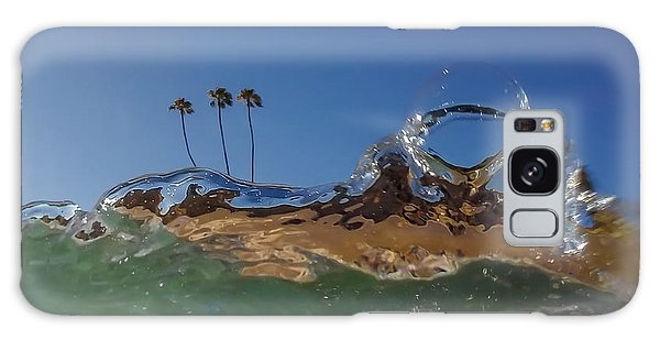 Water Works Galaxy Case by Sean Foster
