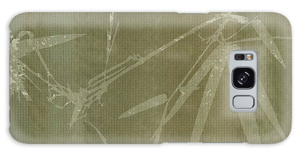 Watercolor Bamboo 01 Galaxy Case