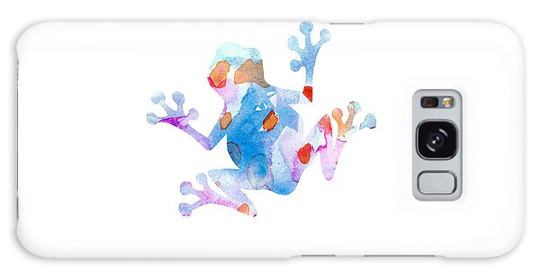 Watercolor Frog Galaxy S8 Case