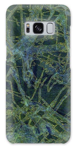 Edition 1 Watercolor Moss Galaxy Case
