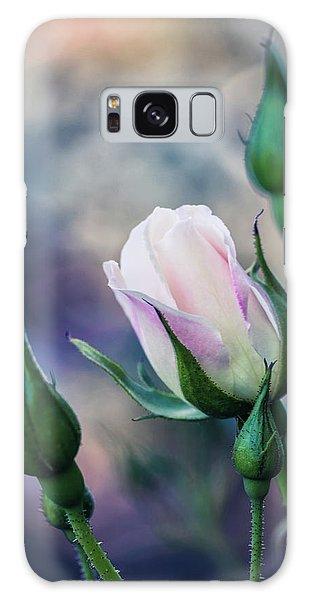 Watercolor Rose Galaxy Case