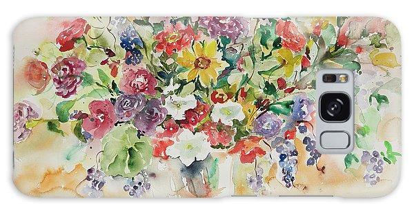 Watercolor Series 33 Galaxy Case