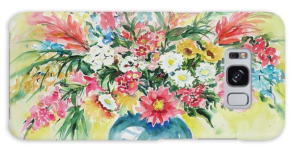Watercolor Series 58 Galaxy Case