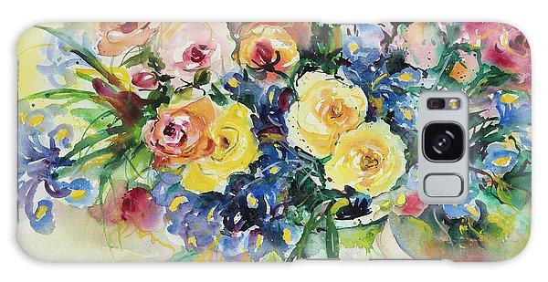 Watercolor Series 62 Galaxy Case