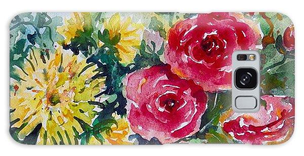 Watercolor Series No. 212 Galaxy Case
