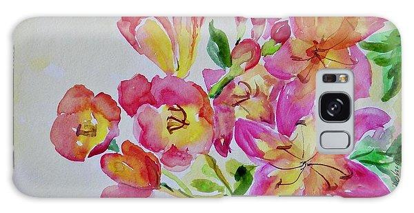 Watercolor Series No. 225 Galaxy Case