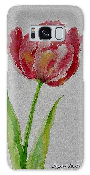 Watercolor Series No.  228 Galaxy Case