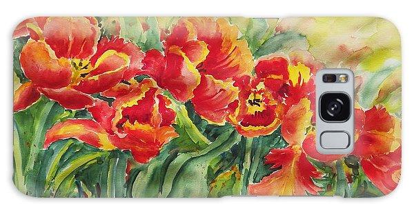 Watercolor Series No. 241 Galaxy Case