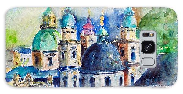 Watercolor Series No. 247 Galaxy Case