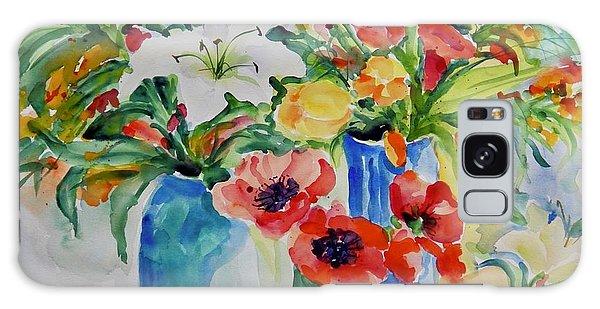Watercolor Series No. 256 Galaxy Case