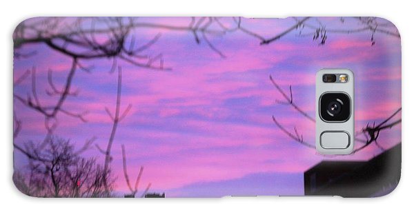 Watercolor Sky Galaxy Case