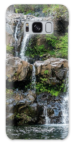Waterfall Series Galaxy Case