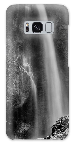 Waterfall 5830 B/w Galaxy Case