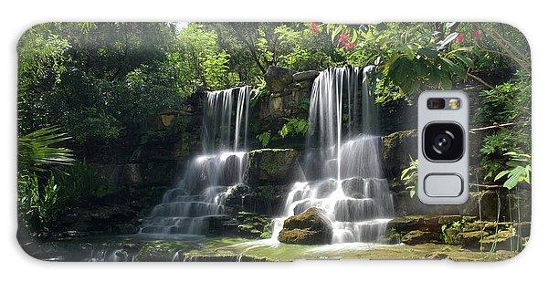 Waterfalls Galaxy Case