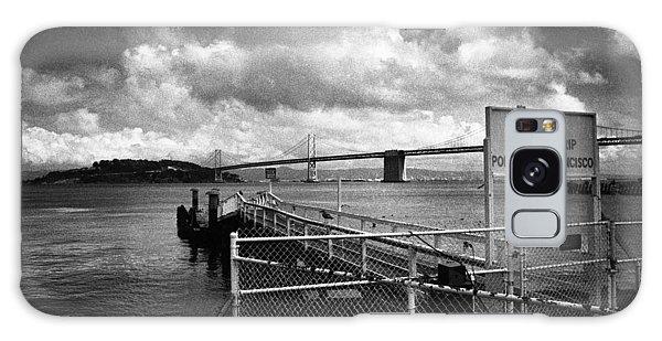 Waterfront San Francisco Galaxy Case
