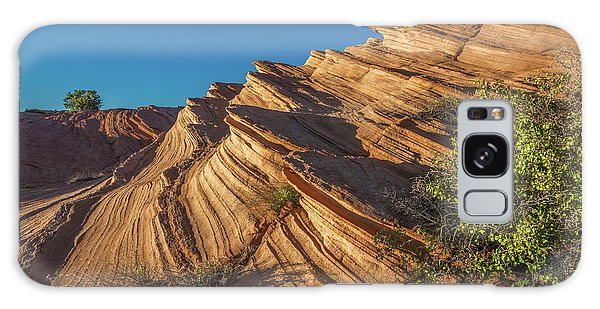 Waterhole Canyon Rock Formation Galaxy Case