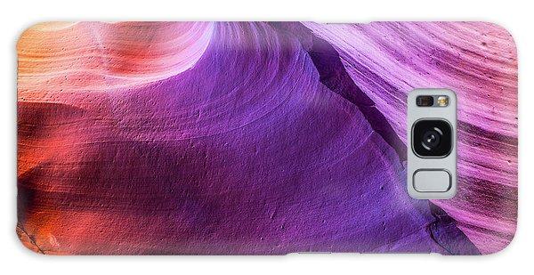 Waterhole Canyon Wave Galaxy Case