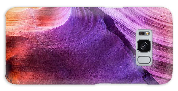 Waterhole Canyon Wave Galaxy Case