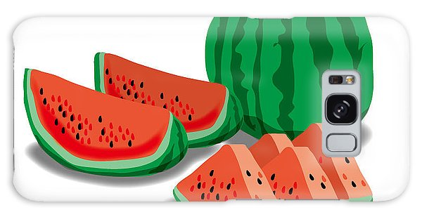 Galaxy Case - Watermelon by Moto-hal