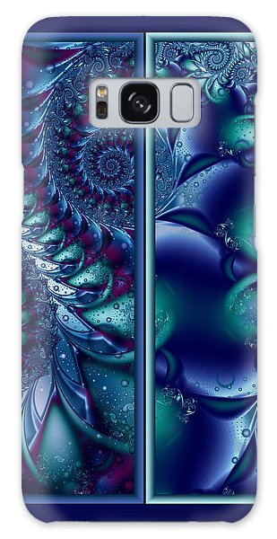 Waters Of The Caribbean Galaxy Case