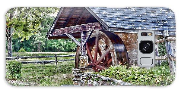 Waterwheel Galaxy Case by Nicki McManus