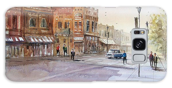 Waupaca - Main Street Galaxy Case