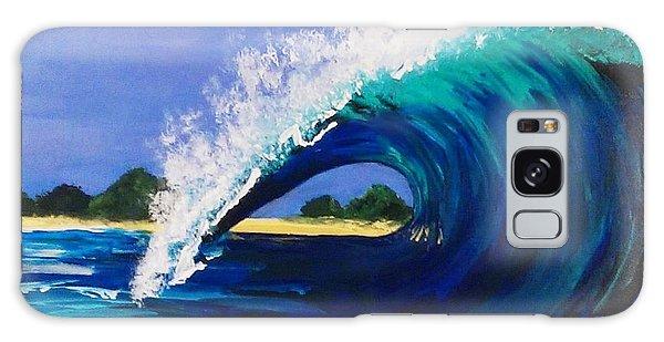Wave  Galaxy Case