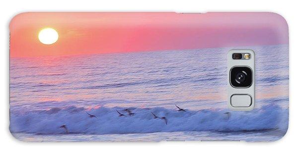 Wave Of Gratitude Nature Art Galaxy Case