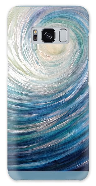 Wave Of Light Galaxy Case