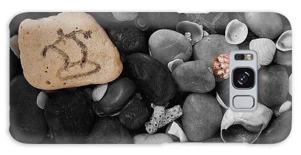 Wave Rocks Galaxy Case