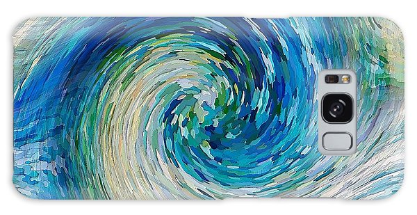 Wave To Van Gogh II Galaxy Case