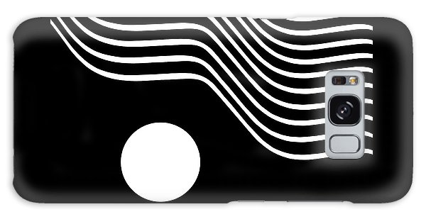 Waved Abstract Galaxy Case by Joe Bonita
