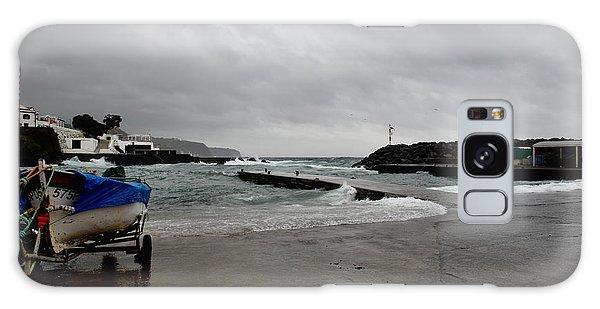 Waves Azores-033 Galaxy Case