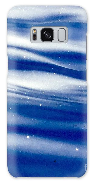 Waves Of Diamonds Galaxy Case