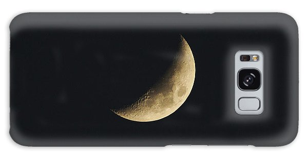 Waxing Crescent Spring 2017 Galaxy Case