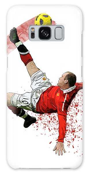 Wayne Rooney Galaxy Case