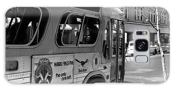 Wbru-fm Bus Sign, 1975 Galaxy Case